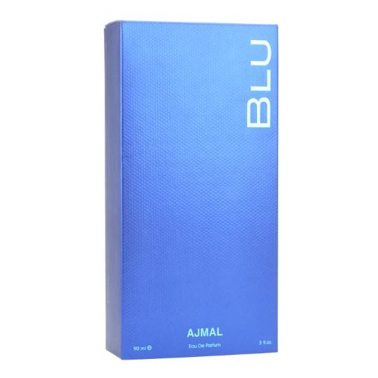 Ajmal Blu Perfume For Men 90ml Eau de Parfum - Arabian Petals