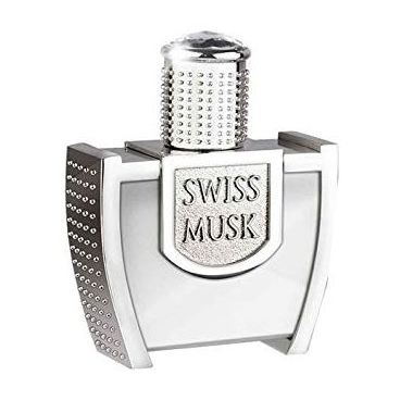 Swiss Arabian Swiss Musk Perfume For Unisex 45ml Eau de Parfum - Arabian Petals