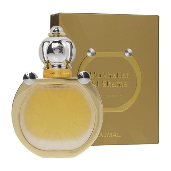 Ajmal Mukhallat Shams For Unisex Eau De Parfum 50ml - Arabian Petals