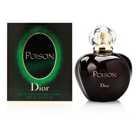 Dior Poison Green 100ml Perfume For Women Eau de Toilette - Arabian Petals