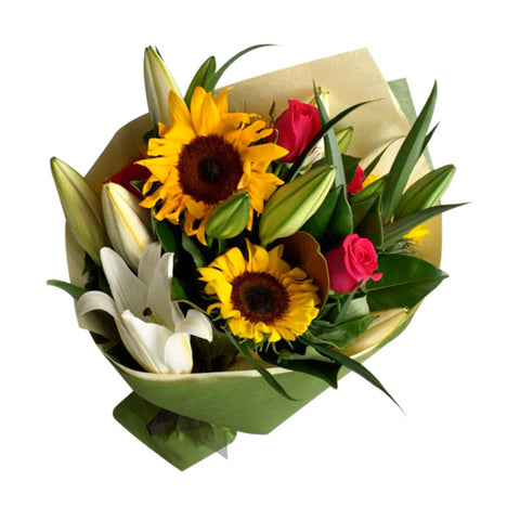 Bounty Of Beauty Bouquet - Arabian Petals