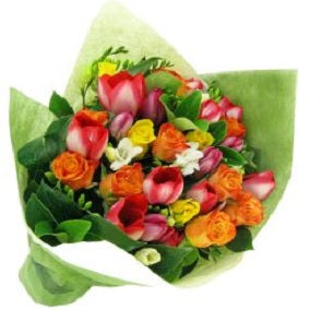 Bright Scented Bouquet - FWR - Arabian Petals