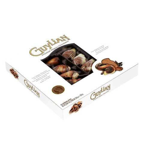GUYLIAN CHOCO SEA SHELL W/BOX 250G