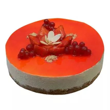 New Strawberry Cheese Cake