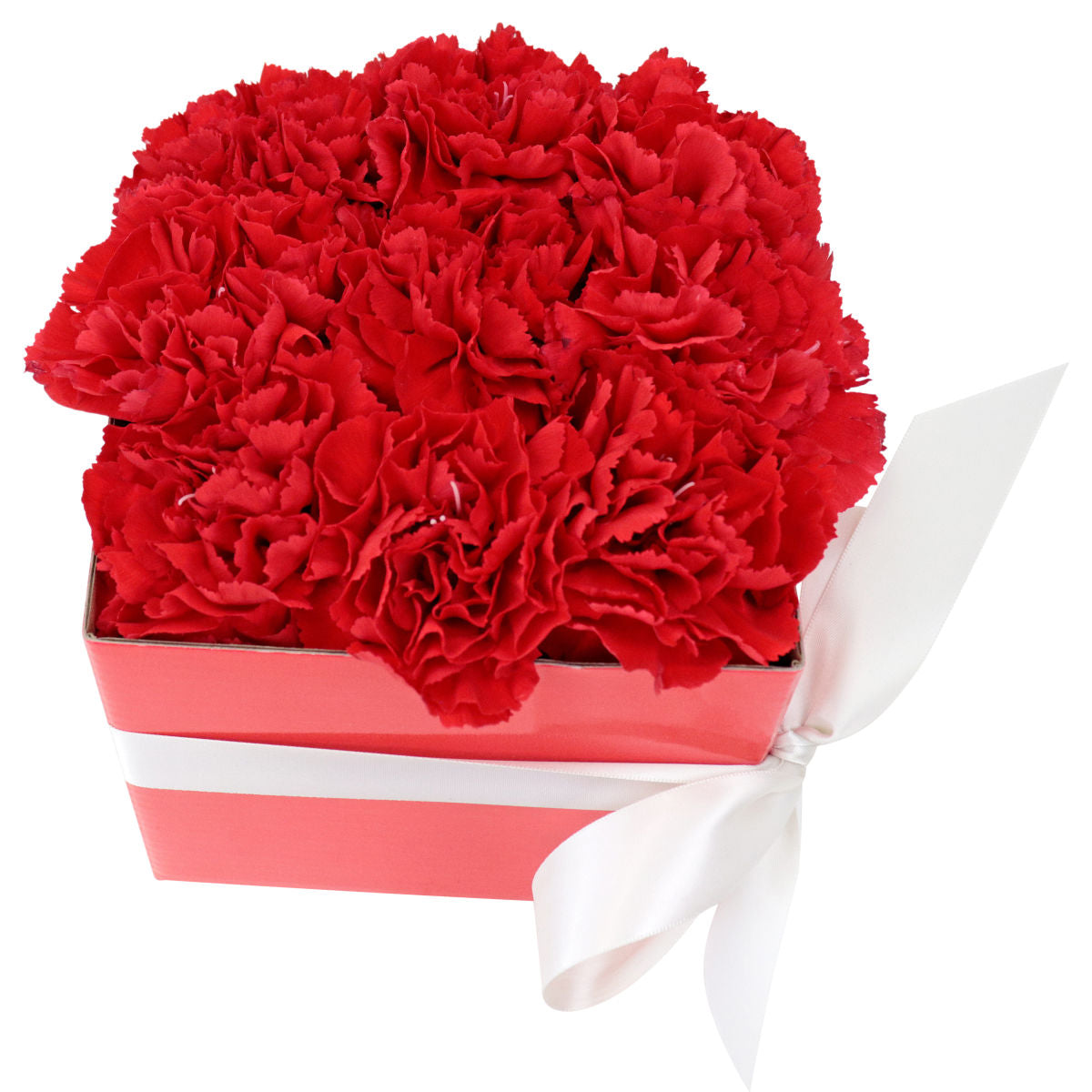 Red Little Flower Box
