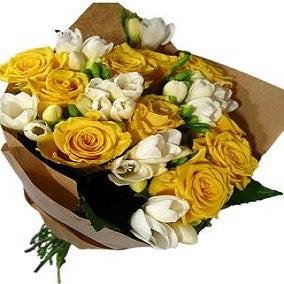 Roses and Freesias - FWR - Arabian Petals