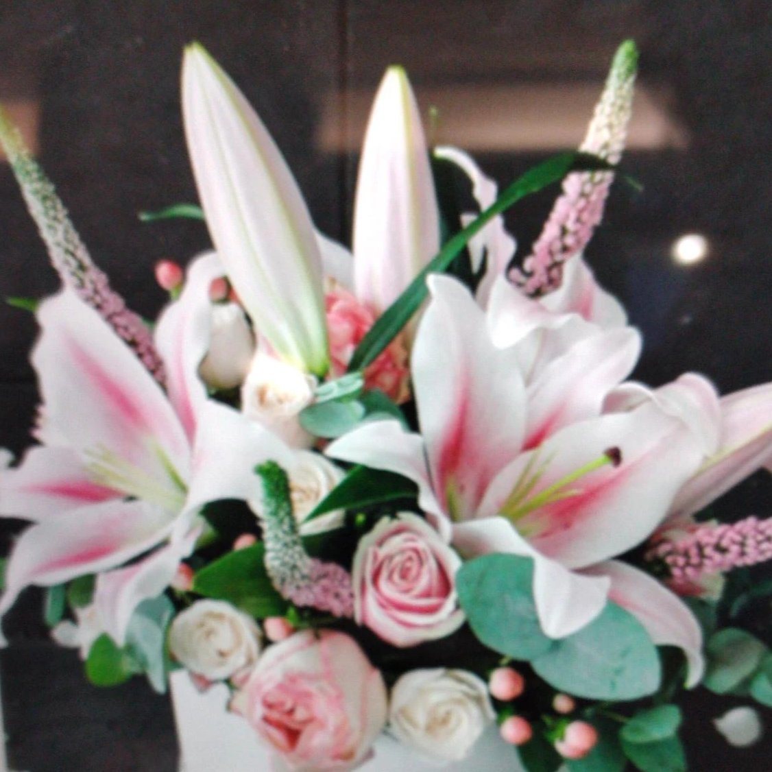 Beautiful Custom Arrangement - Arabian Petals