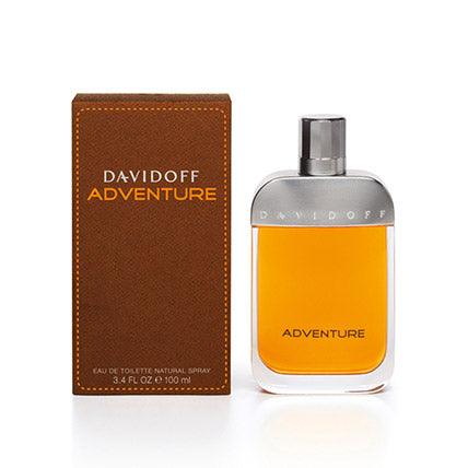 Adventure by Davidoff for Men EDT - Arabian Petals