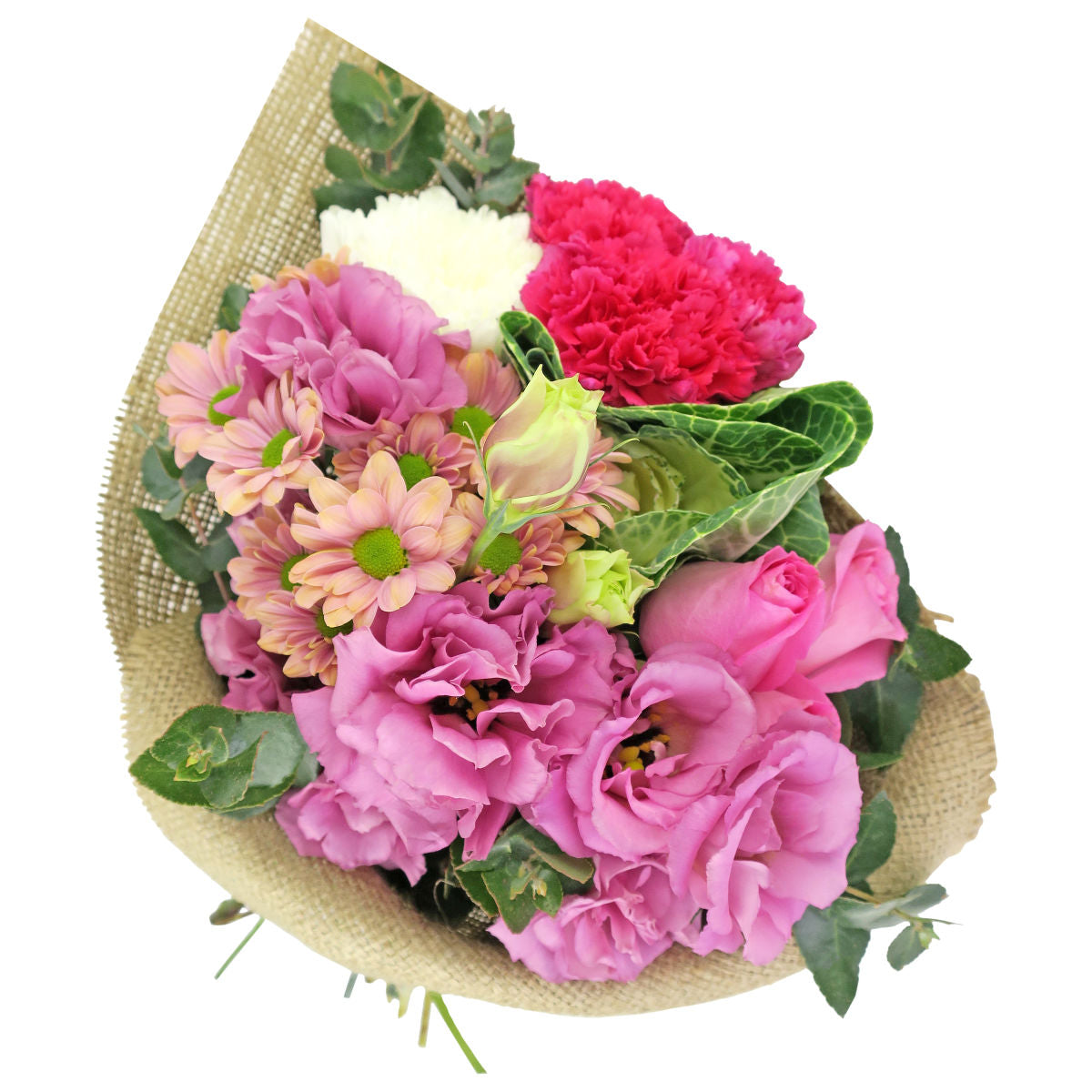 Lovely Lady Bouquet - Arabian Petals