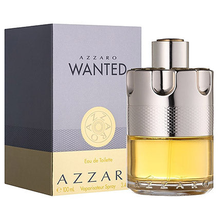 Azzaro Wanted by Azzaro for Men EDT - Arabian Petals