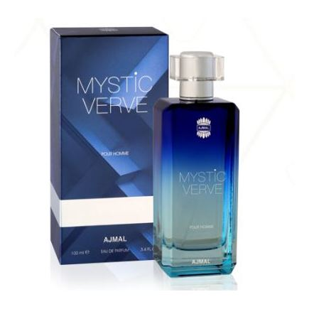 Ajmal Mystic Verve EDP 100ml Men - Arabian Petals