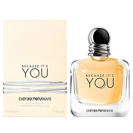 Because Its You by Emporio Armani for Women EDP - Arabian Petals