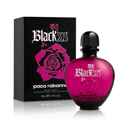 Black XS by Paco Rabanne for Women EDP - Arabian Petals