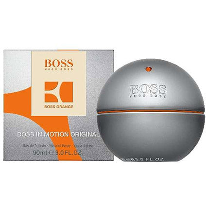 Boss in Motion by Hugo Boss for Men EDT - Arabian Petals