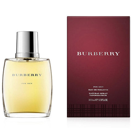 Burberry Edt For Men 100 Ml - Arabian Petals