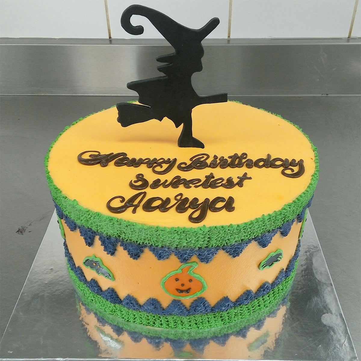 Little Wizard Cake - Arabian Petals