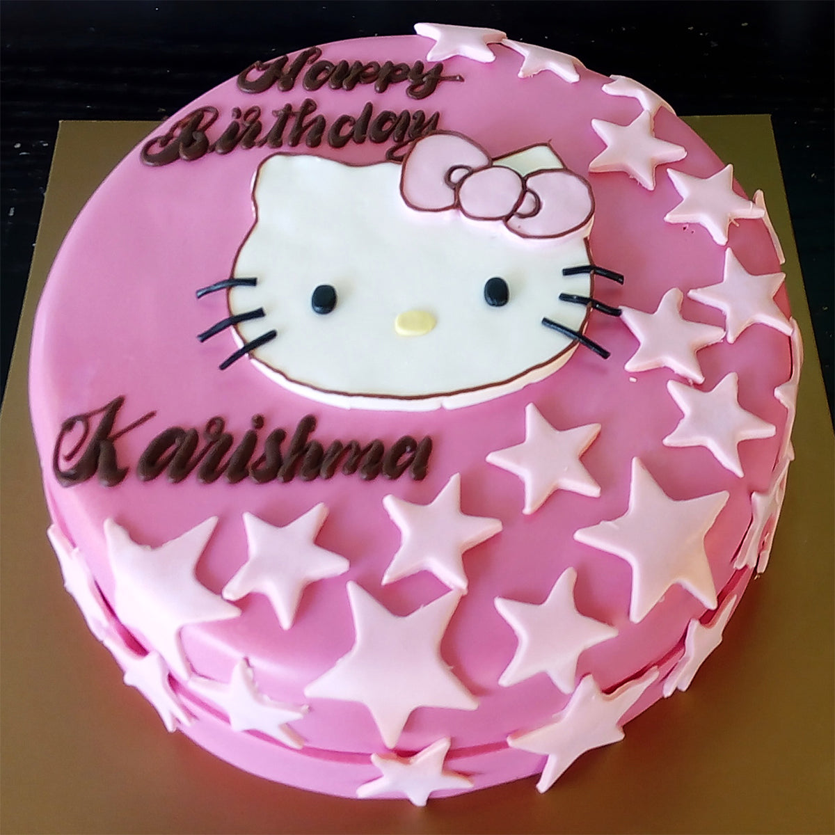 Hello Kitty Cake - Arabian Petals