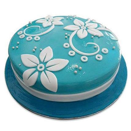 Blooming Delight Cake - Arabian Petals