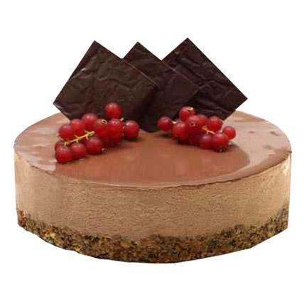 Chocolate Cheese Cake - Arabian Petals