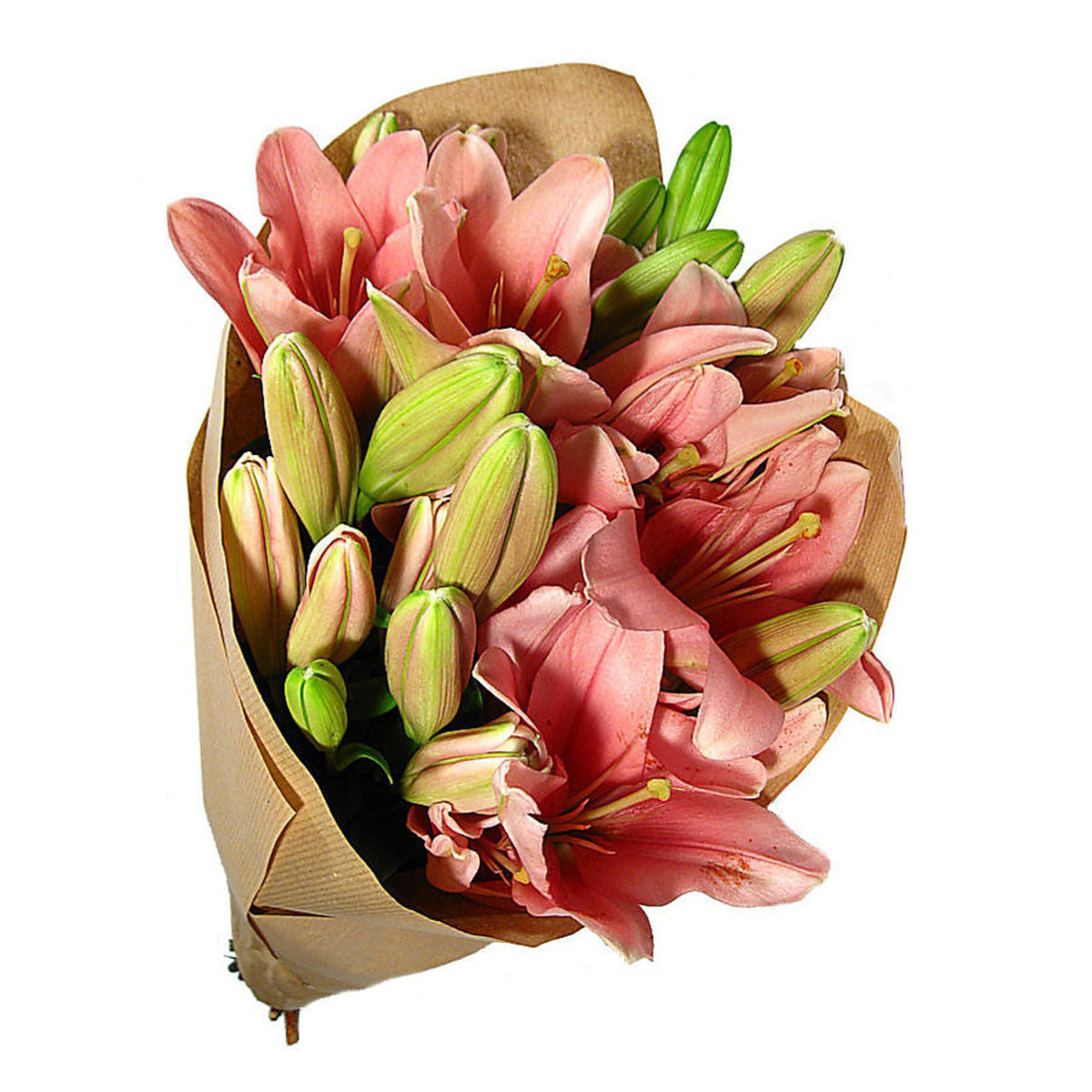 Pink Lily Bunch - Arabian Petals