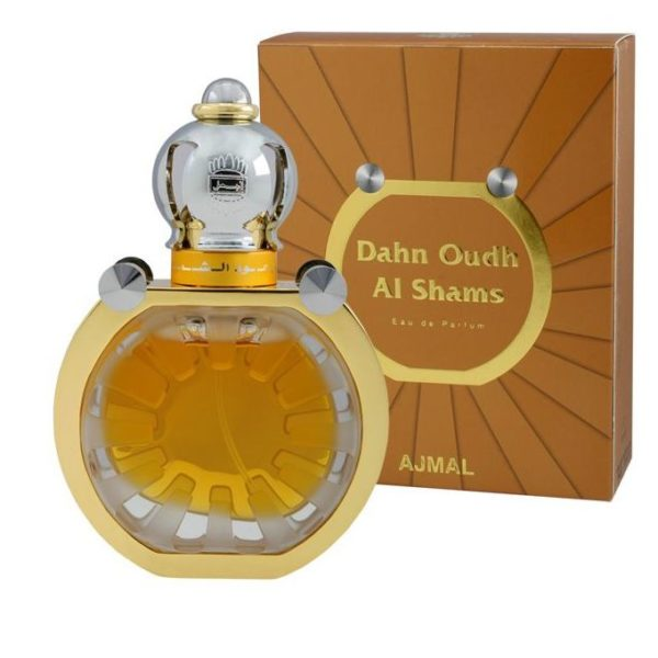 Ajmal Dahn Al Oudh Shams For Unisex 30ml Unisex - Arabian Petals