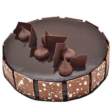 Four Portion Fudge Cake