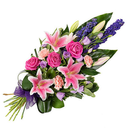 Roses & Lillies Bouquet - FWR