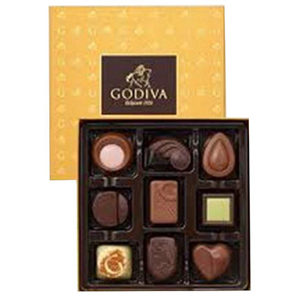 Godiva Discovery Chocolate Box 6 Pcs - Arabian Petals