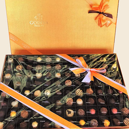 Godiva Gold Collection Box - Arabian Petals