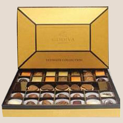 Godiva Ultimate Collection Small Box - Arabian Petals