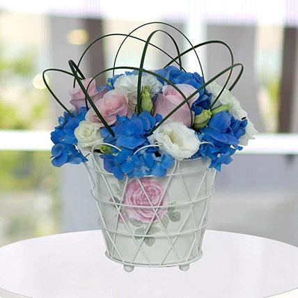 Gracious Flower Arrangement - Arabian Petals