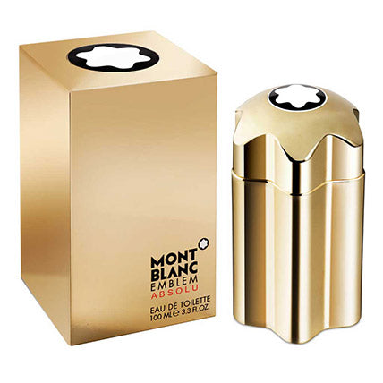 Mont Blanc Emblem Absolu for Men EDT - Arabian Petals