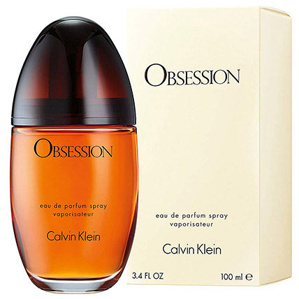 Obsession Edp By Calvin Klein 100 Ml - Arabian Petals