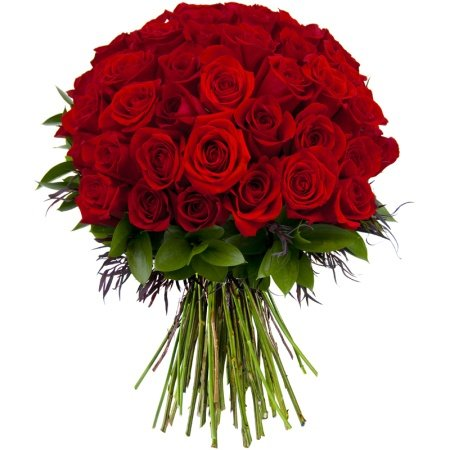 50 Rose Bouquet - Arabian Petals