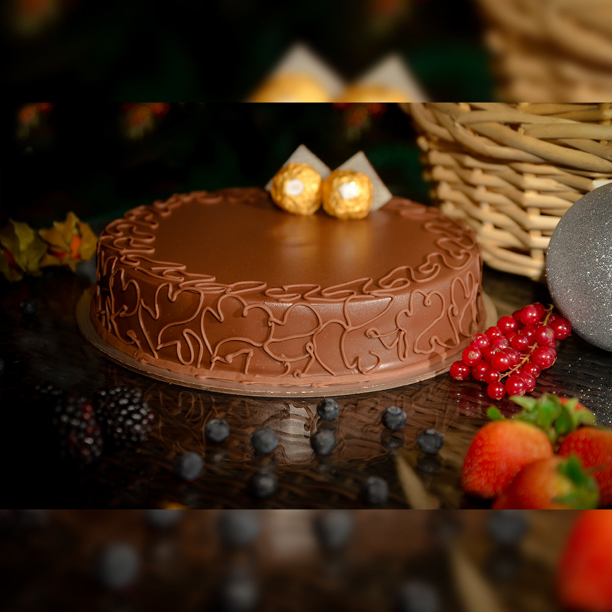 Chocolate Cake - CWD - Arabian Petals