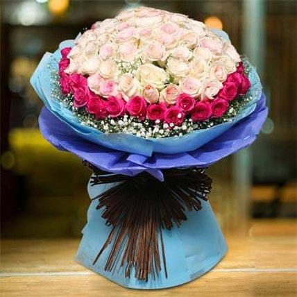 Royal Rose Bouquet - FWR - Arabian Petals
