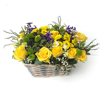 Little Garden Basket - FWR - Arabian Petals