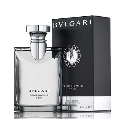Soir Pour Homme by Bvlgari for Men EDT - Arabian Petals