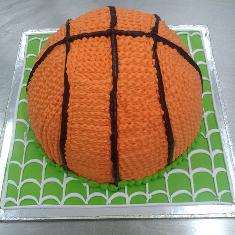BasketBall Cake - CWD