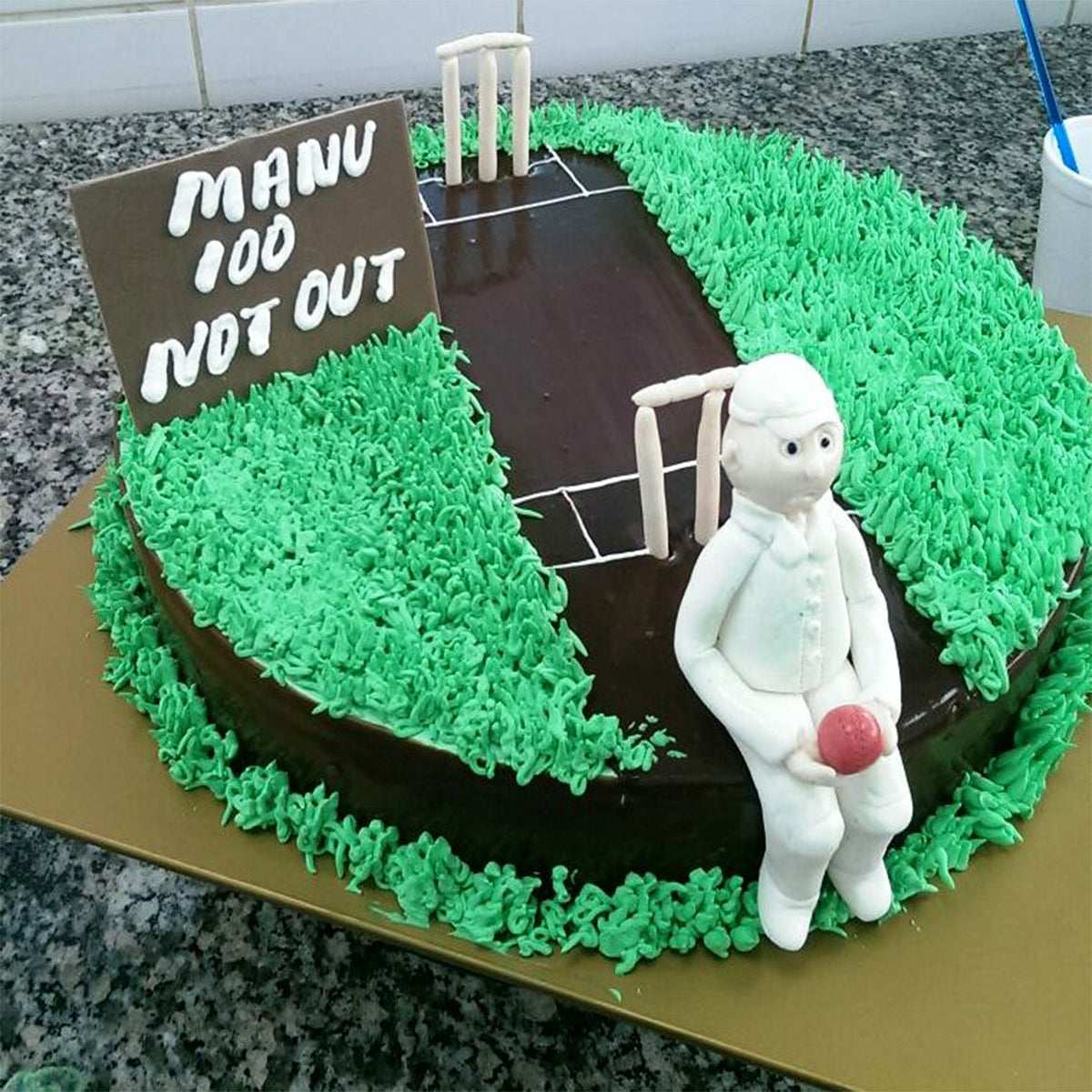 100 Not Out Funny Cake 2019 | CWD