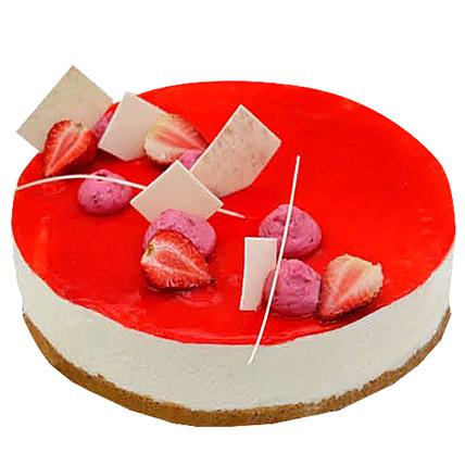 Strawberry Cheese Cake - Arabian Petals