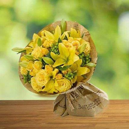 Sunshine Love - FWR - Arabian Petals