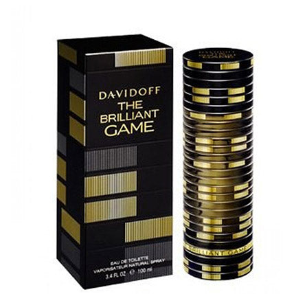 The Brilliant Game by Davidoff for Men EDT - Arabian Petals