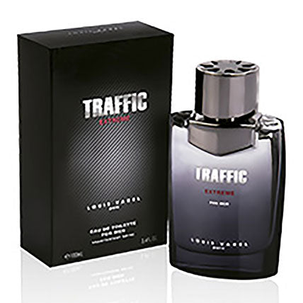 Traffic Extreme EDT For Men 100 ml - Arabian Petals