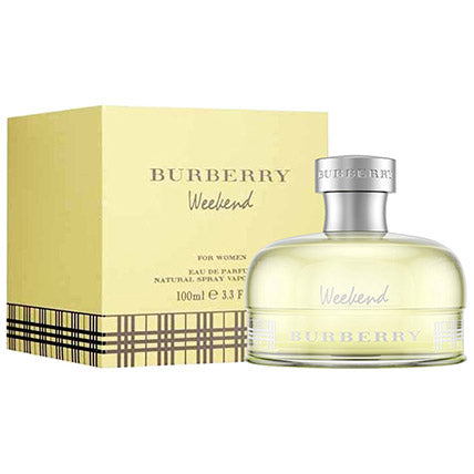 Weekend Edp By Burberry For Women 100 Ml - Arabian Petals