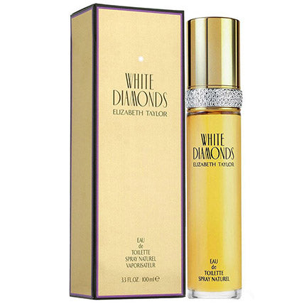 White Diamond Womens Edt By Elizabeth Taylor - Arabian Petals