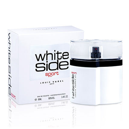 White Side Sport EDT For Men 90 ml - Arabian Petals