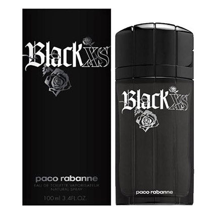 XS Black by Paco Rabanne for Men EDT - Arabian Petals