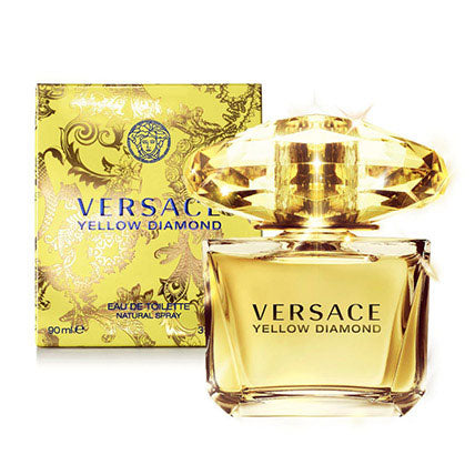 Yellow Diamond by Versace for Women EDT - Arabian Petals
