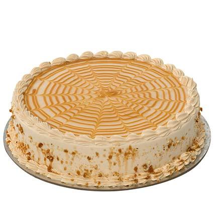Yummy Butterscotch Cake - Arabian Petals